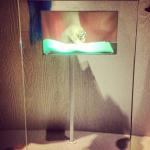 Minibeamer für Hintergundinfos