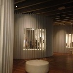 Museum aan de Stroom: Ausstellungsarchitektur