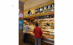 ...Bäckereien...