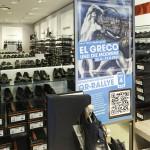 ... in Shops...