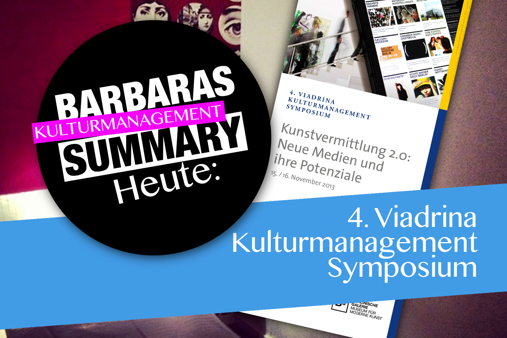 Social Media in der Kultur mit Storytelling & Co.