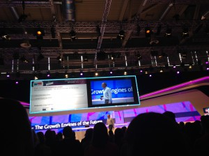 dmexco 2014 - Hightech in der Congress Hall