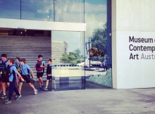 communicating the museum