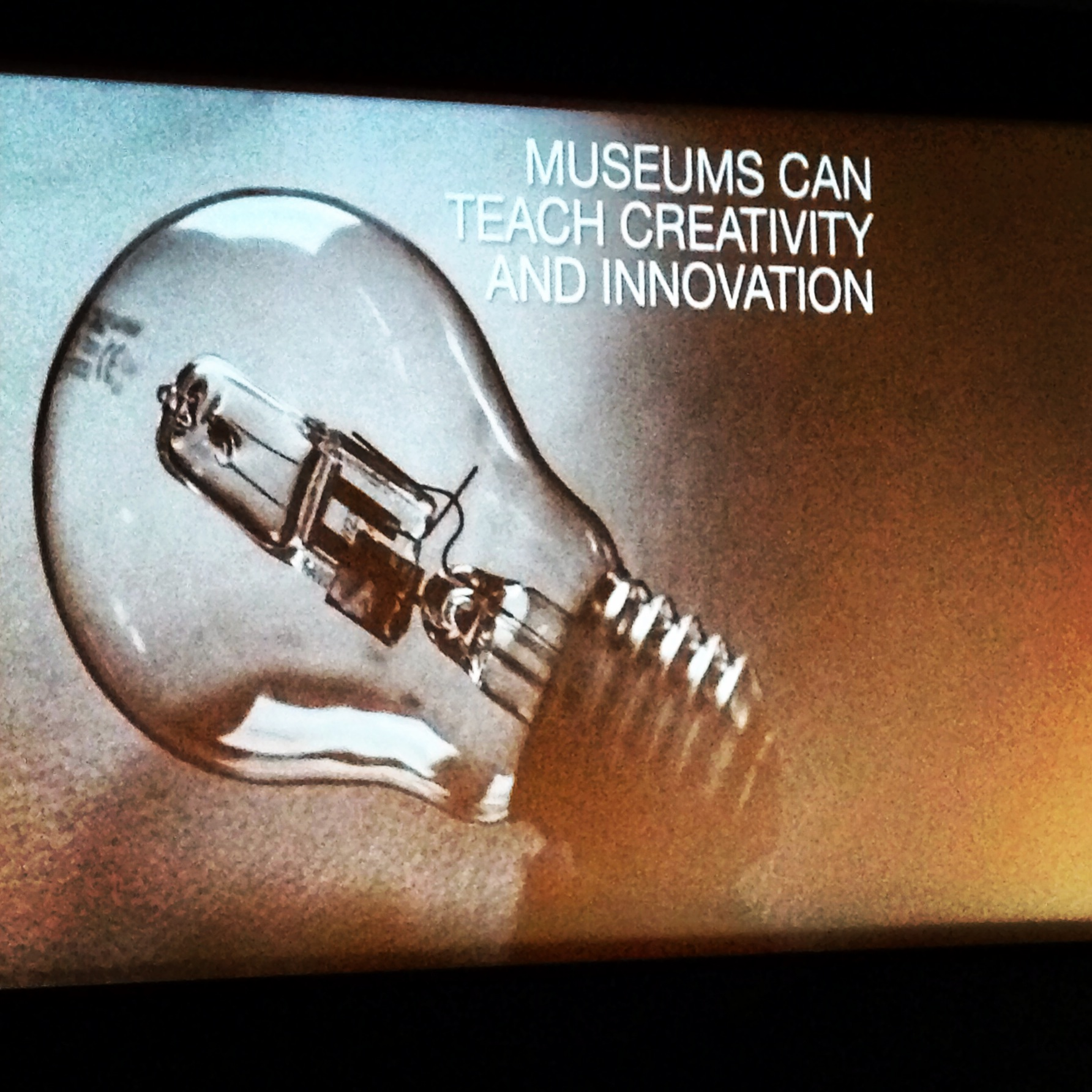 Presentation by Robert Stein, Dallas Museum of Art