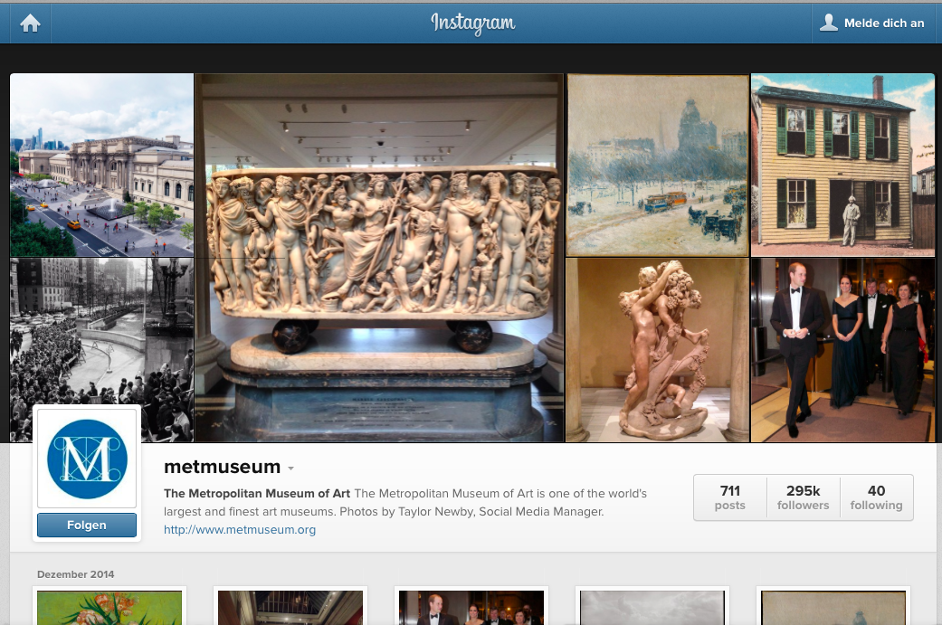 Museum of Modern Art on Instagram