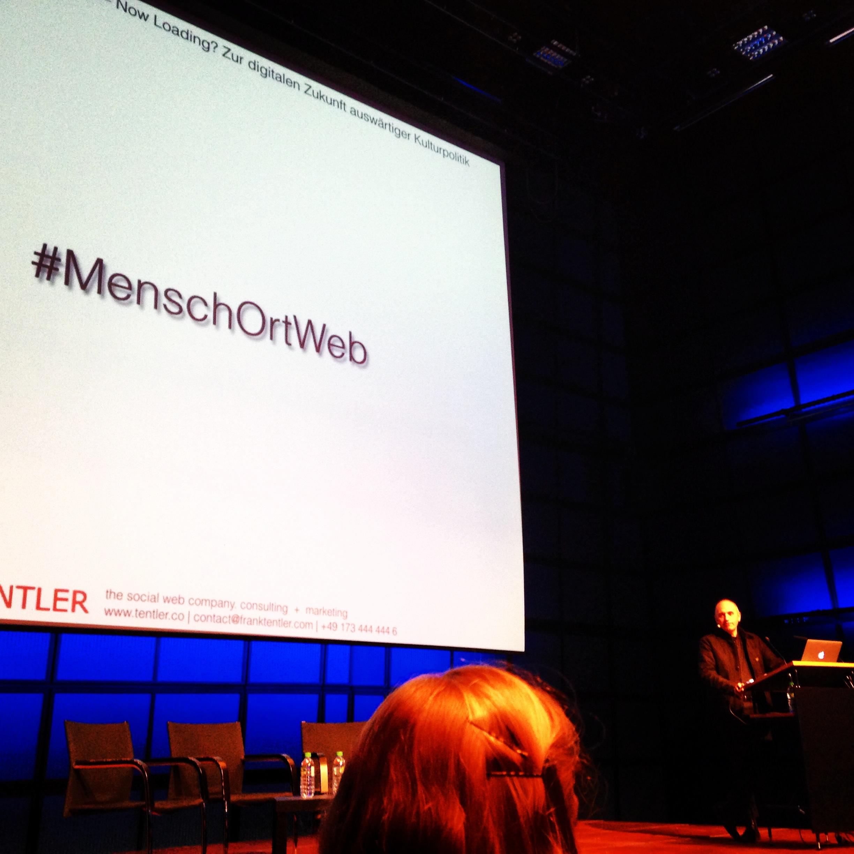 #MenschOrtWeb, Frank Tentler