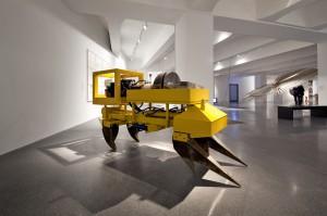 James Capper, Midi Marker, 2012, Foto: Hannes Woidich